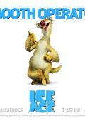 """Постер 12 из 16 из фильма """"Ледниковый период"""" /Ice Age/ (2002)"""