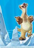 """Постер 15 из 16 из фильма """"Ледниковый период"""" /Ice Age/ (2002)"""