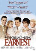 """Постер 2 из 2 из фильма """"Как важно быть серьезным"""" /The Importance of Being Earnest/ (2002)"""