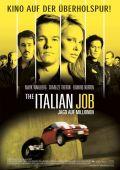 """Постер 3 из 3 из фильма """"Ограбление по-итальянски"""" /The Italian Job/ (2003)"""