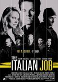 """Постер 2 из 3 из фильма """"Ограбление по-итальянски"""" /The Italian Job/ (2003)"""
