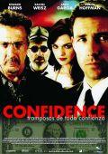 "Постер 6 из 6 из фильма ""Афера"" /Confidence/ (2003)"