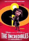 "Постер 12 из 24 из фильма ""Суперсемейка"" /The Incredibles/ (2004)"