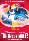 "Постер 16 из 24 из фильма ""Суперсемейка"" /The Incredibles/ (2004)"