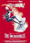 "Постер 11 из 24 из фильма ""Суперсемейка"" /The Incredibles/ (2004)"