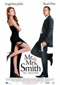 """Постер 4 из 25 из фильма """"Мистер и миссис Смит"""" /Mr. & Mrs. Smith/ (2005)"""