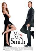"""Постер 5 из 25 из фильма """"Мистер и миссис Смит"""" /Mr. & Mrs. Smith/ (2005)"""