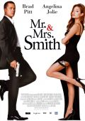 """Постер 7 из 25 из фильма """"Мистер и миссис Смит"""" /Mr. & Mrs. Smith/ (2005)"""