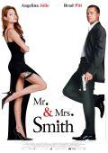 """Постер 8 из 25 из фильма """"Мистер и миссис Смит"""" /Mr. & Mrs. Smith/ (2005)"""
