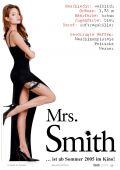 """Постер 9 из 25 из фильма """"Мистер и миссис Смит"""" /Mr. & Mrs. Smith/ (2005)"""