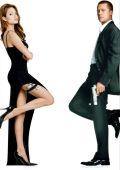 """Постер 18 из 25 из фильма """"Мистер и миссис Смит"""" /Mr. & Mrs. Smith/ (2005)"""