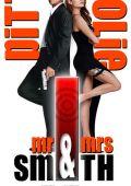 """Постер 24 из 25 из фильма """"Мистер и миссис Смит"""" /Mr. & Mrs. Smith/ (2005)"""