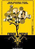 """Постер 2 из 2 из фильма """"Жестокие люди"""" /Fierce People/ (2004)"""