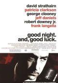 """Постер 3 из 5 из фильма """"Доброй ночи и удачи"""" /Good Night, and Good Luck./ (2005)"""