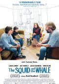 """Постер 2 из 2 из фильма """"Кальмар и кит"""" /The Squid and the Whale/ (2005)"""