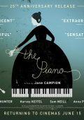"""Постер 9 из 9 из фильма """"Пианино"""" /The Piano/ (1993)"""