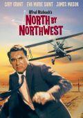 """Постер 1 из 23 из фильма """"На север через северо-запад"""" /North by Northwest/ (1959)"""