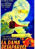 """Постер 2 из 3 из фильма """"Леди исчезает"""" /The Lady Vanishes/ (1938)"""