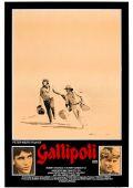 """Постер 1 из 2 из фильма """"Галлиполи"""" /Gallipoli/ (1981)"""