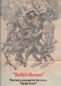 "Постер 2 из 3 из фильма ""Герои Келли"" /Kelly's Heroes/ (1970)"