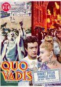 """Постер 1 из 11 из фильма """"Камо грядеши?"""" /Quo Vadis/ (1951)"""