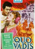 """Постер 3 из 11 из фильма """"Камо грядеши?"""" /Quo Vadis/ (1951)"""