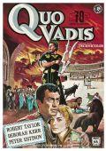 """Постер 4 из 11 из фильма """"Камо грядеши?"""" /Quo Vadis/ (1951)"""