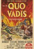 """Постер 5 из 11 из фильма """"Камо грядеши?"""" /Quo Vadis/ (1951)"""