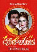 """Постер 6 из 11 из фильма """"Камо грядеши?"""" /Quo Vadis/ (1951)"""