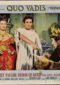 """Постер 7 из 11 из фильма """"Камо грядеши?"""" /Quo Vadis/ (1951)"""