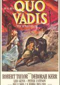 """Постер 8 из 11 из фильма """"Камо грядеши?"""" /Quo Vadis/ (1951)"""