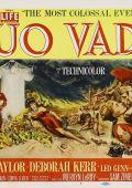 """Постер 9 из 11 из фильма """"Камо грядеши?"""" /Quo Vadis/ (1951)"""