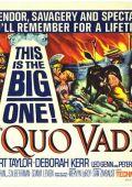 """Постер 10 из 11 из фильма """"Камо грядеши?"""" /Quo Vadis/ (1951)"""
