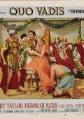 """Постер 11 из 11 из фильма """"Камо грядеши?"""" /Quo Vadis/ (1951)"""