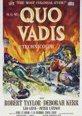 """Постер 2 из 11 из фильма """"Камо грядеши?"""" /Quo Vadis/ (1951)"""