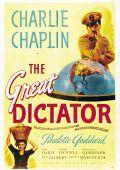 """Постер 1 из 9 из фильма """"Великий диктатор"""" /The Great Dictator/ (1940)"""