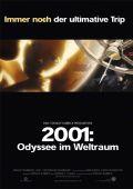 """Постер 5 из 35 из фильма """"2001 год: Космическая одиссея"""" /2001: A Space Odyssey/ (1968)"""