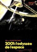 """Постер 7 из 35 из фильма """"2001 год: Космическая одиссея"""" /2001: A Space Odyssey/ (1968)"""