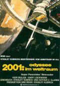"""Постер 9 из 35 из фильма """"2001 год: Космическая одиссея"""" /2001: A Space Odyssey/ (1968)"""