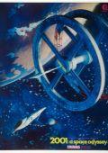 """Постер 10 из 35 из фильма """"2001 год: Космическая одиссея"""" /2001: A Space Odyssey/ (1968)"""