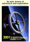 """Постер 13 из 35 из фильма """"2001 год: Космическая одиссея"""" /2001: A Space Odyssey/ (1968)"""