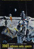 """Постер 14 из 35 из фильма """"2001 год: Космическая одиссея"""" /2001: A Space Odyssey/ (1968)"""