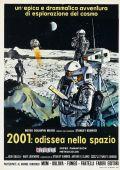 """Постер 15 из 35 из фильма """"2001 год: Космическая одиссея"""" /2001: A Space Odyssey/ (1968)"""