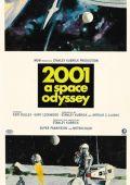 """Постер 16 из 35 из фильма """"2001 год: Космическая одиссея"""" /2001: A Space Odyssey/ (1968)"""