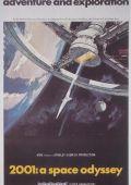 """Постер 19 из 35 из фильма """"2001 год: Космическая одиссея"""" /2001: A Space Odyssey/ (1968)"""
