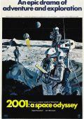 """Постер 20 из 35 из фильма """"2001 год: Космическая одиссея"""" /2001: A Space Odyssey/ (1968)"""