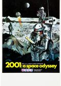 """Постер 22 из 35 из фильма """"2001 год: Космическая одиссея"""" /2001: A Space Odyssey/ (1968)"""