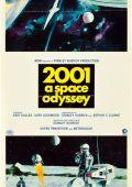 """Постер 24 из 35 из фильма """"2001 год: Космическая одиссея"""" /2001: A Space Odyssey/ (1968)"""