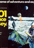 """Постер 25 из 35 из фильма """"2001 год: Космическая одиссея"""" /2001: A Space Odyssey/ (1968)"""