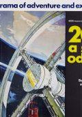 """Постер 26 из 35 из фильма """"2001 год: Космическая одиссея"""" /2001: A Space Odyssey/ (1968)"""